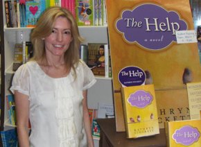Kathryn Stockett, author of The Help